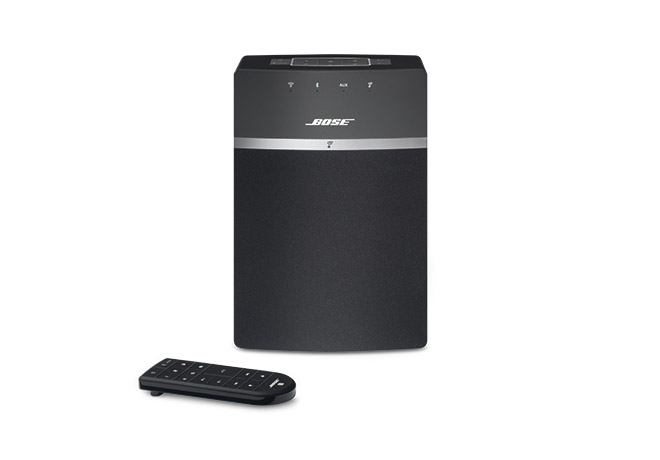 bose soundtouch 10 lautsprecher computer und der ganze rest. Black Bedroom Furniture Sets. Home Design Ideas